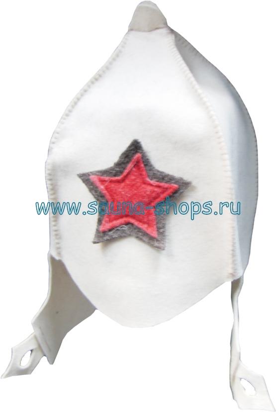 Описание: женская шапка с ушками спицами - Шарф.